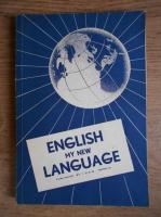 Anticariat: English my new language