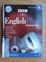 Anticariat: English plus interactive (cu cd)