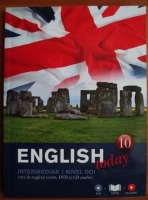 English today. Curs de limba engleza, vol. 10