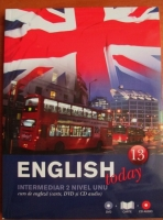 English today. Curs de limba engleza, vol. 13