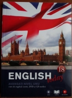Anticariat: English today. Curs de limba engleza, vol. 18