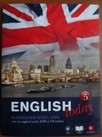 English today. Curs de limba engleza, vol. 5