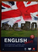 English today. Curs de limba engleza, vol. 9