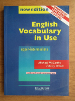 Anticariat: English vocabulary in use (2001)