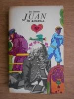Anticariat: Eric Linklater - Juan in America