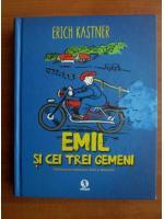 Anticariat: Erich Kastner - Emil si cei trei gemeni