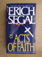Anticariat: Erich Segal - Acts of faith