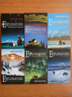 Anticariat: Erin Hunter - Exploratorii (6 volume)