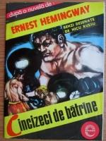 Ernest Hemingway - Cincizeci de batrane (benzi desenate de Nicu Russu)