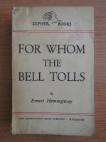 Ernest Hemingway - For whom the bell tolls (1943)