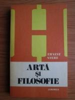 Ernest Stere - Arta si filosofie