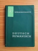 Erwin Silzer - Sprachfuhrer deutsch-rumanisch