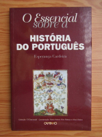 Anticariat: Esperanca Cardeira - Historia do portugues