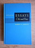 Anticariat: Essays. Old and new