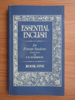 Essential english for foreign students (volumul 1)