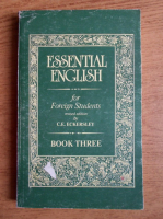 Essential English for foreign students (volumul 3)
