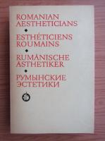 Anticariat: Esteticieni romani