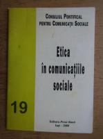 Etica in comunicatiile sociale, nr. 19
