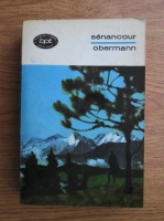 Anticariat: Etienne de Senancour - Obermann