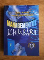 Eugen Burdus - Managementul schimbarii