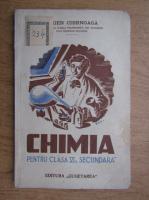 Anticariat: Eugen Chirnoaga - Chimia pentru clasa VI-a secundara (1938)