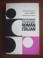 Anticariat: Eugen Costescu - Dictionar frazeologic Roman-Italian