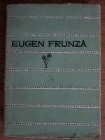 Eugen Frunza - Poezii