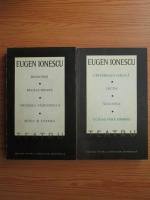 Anticariat: Eugen Ionescu - Teatru (2 volume)