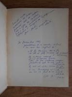 Eugen Jebeleanu - Cantece impotriva mortii (cu autograful autorului)