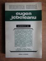 Anticariat: Eugen Jebeleanu