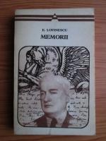 Anticariat: Eugen Lovinescu - Memorii