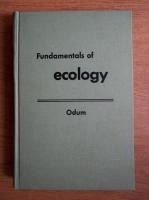 Eugen P. Odum - Fundamentals of ecology