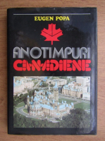 Anticariat: Eugen Popa - Anotimpuri canadiene
