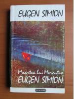 Anticariat: Eugen Simion - Moartea lui Mercutio