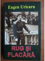 Anticariat: Eugen Uricaru - Rug si flacara