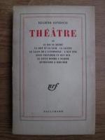 Anticariat: Eugene Ionesco - Theatre (volumul 4)