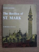 Eugenio Bacchion - The basilica of St. Mark