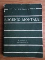 Anticariat: Eugenio Montale - Versuri (Colectia Cele mai frumoase poezii)
