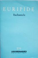 Euripide - Bachantele