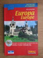 Anticariat: Europa, atlas rutier