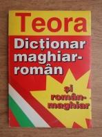 Anticariat: Eva Turcu - Dictionar maghiar-roman, roman-maghiar