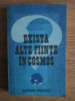 Anticariat: Exista alte fiinte in cosmos?