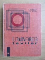 F. A. Danilov - Laminarea tevilor