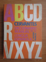 Anticariat: F. Alvero Frances - Cervantes. Diccionario manual de la lengua espanola (volumul 2)