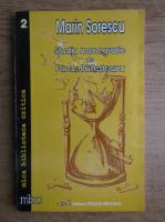 Fanus Bailesteanu - Marin Sorescu. Studiu monografic