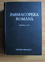 Anticariat: Farmacopeea romana (Editia a X-a)