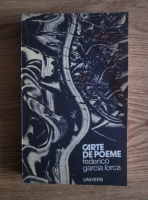 Federico Garcia Lorca - Carte de poeme
