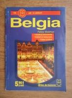 Anticariat: Felicia Waldman - Belgia. Muzee, monumente, hoteluri, restaurante, trasee turistice