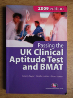 Felicity Taylor - Passing UK clinical aptitude test and BMAT