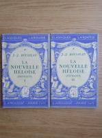 Anticariat: Felix Guirand - La nouvelle heloise (2 volume, 1937)